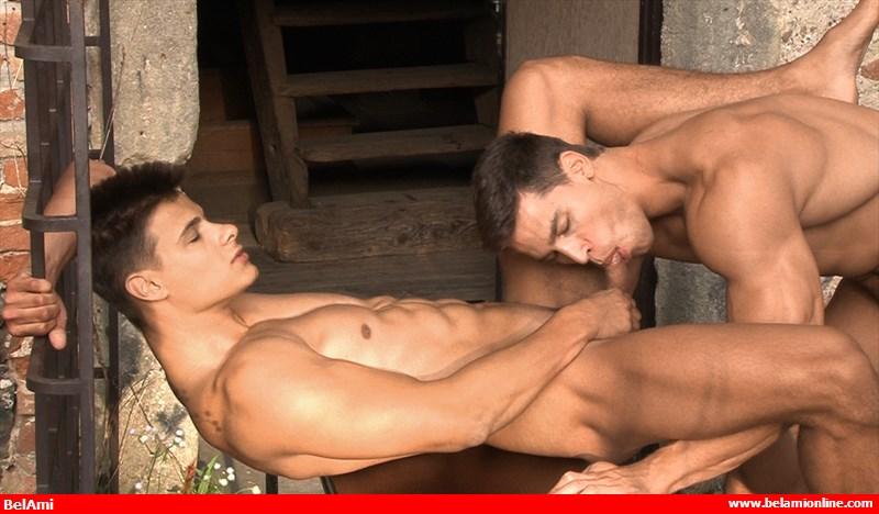 Kris Evans with Andrei Karenin